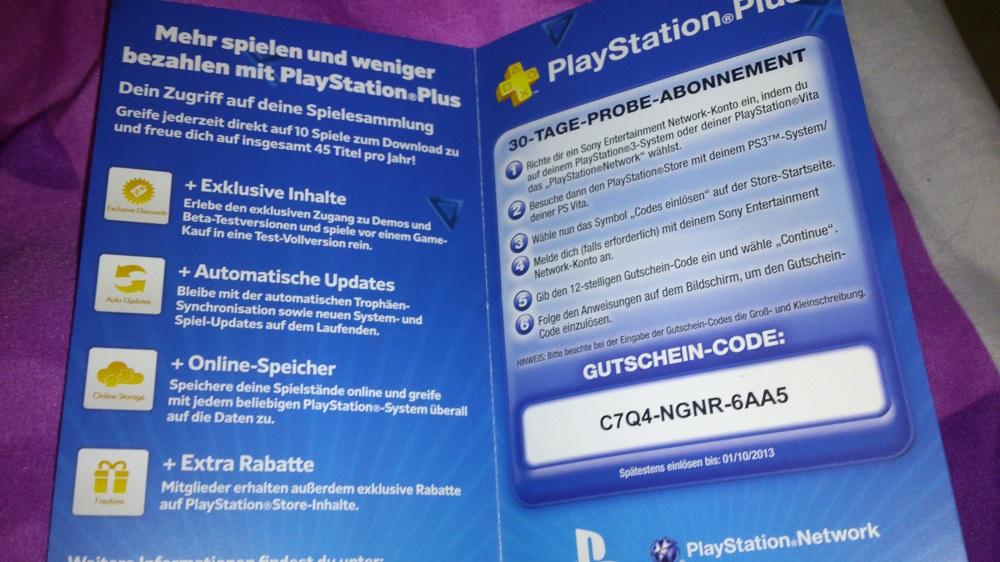 Code Ps Vita gratuit Call of Duty Declassified cheats