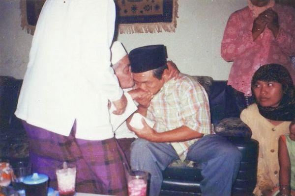 Jika Cinta NU, bacalah Shalawat An Nhahdliyah ini/muslimoderat.com