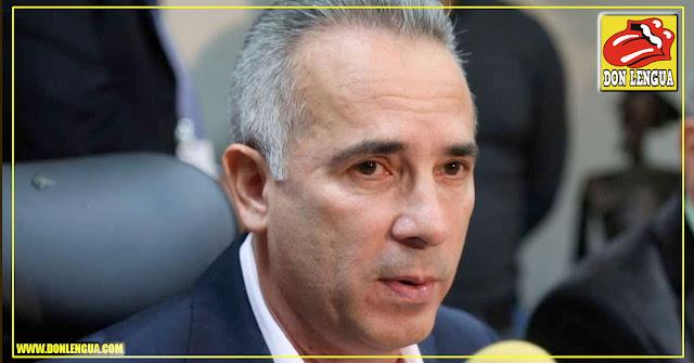 Freddy Bernal dice que entregarán armas a militantes del PSUV
