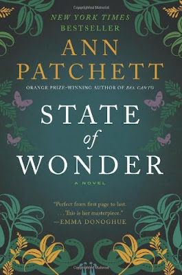 State of Wonder by Ann Patchett - book cover