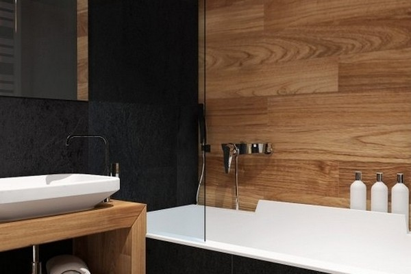 Badezimmer Modern Mit Dachschräge