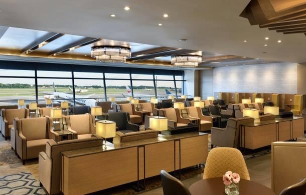 Grace 的天空: 免費使用多國機場貴賓室的信用卡