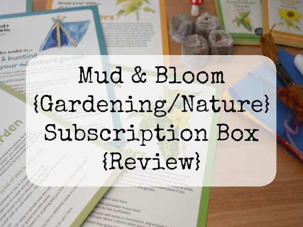 Mud & Bloom Subscription Box {Review}