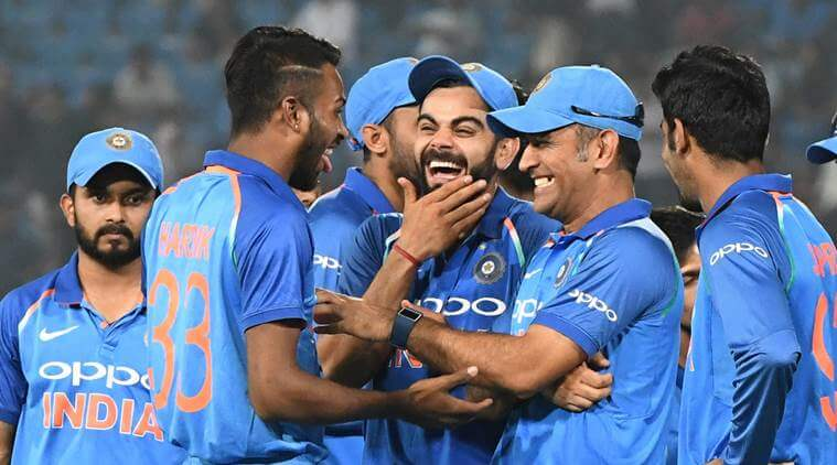 Indian ODI squad for South Africa series announced