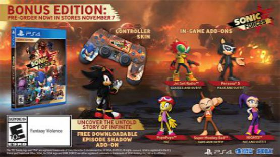 Download sonic forces game for pc