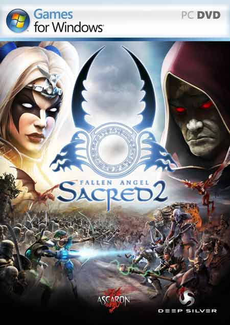 Sacred 2 Fallen Angel [PC Full] Español [DVD9] Descargar