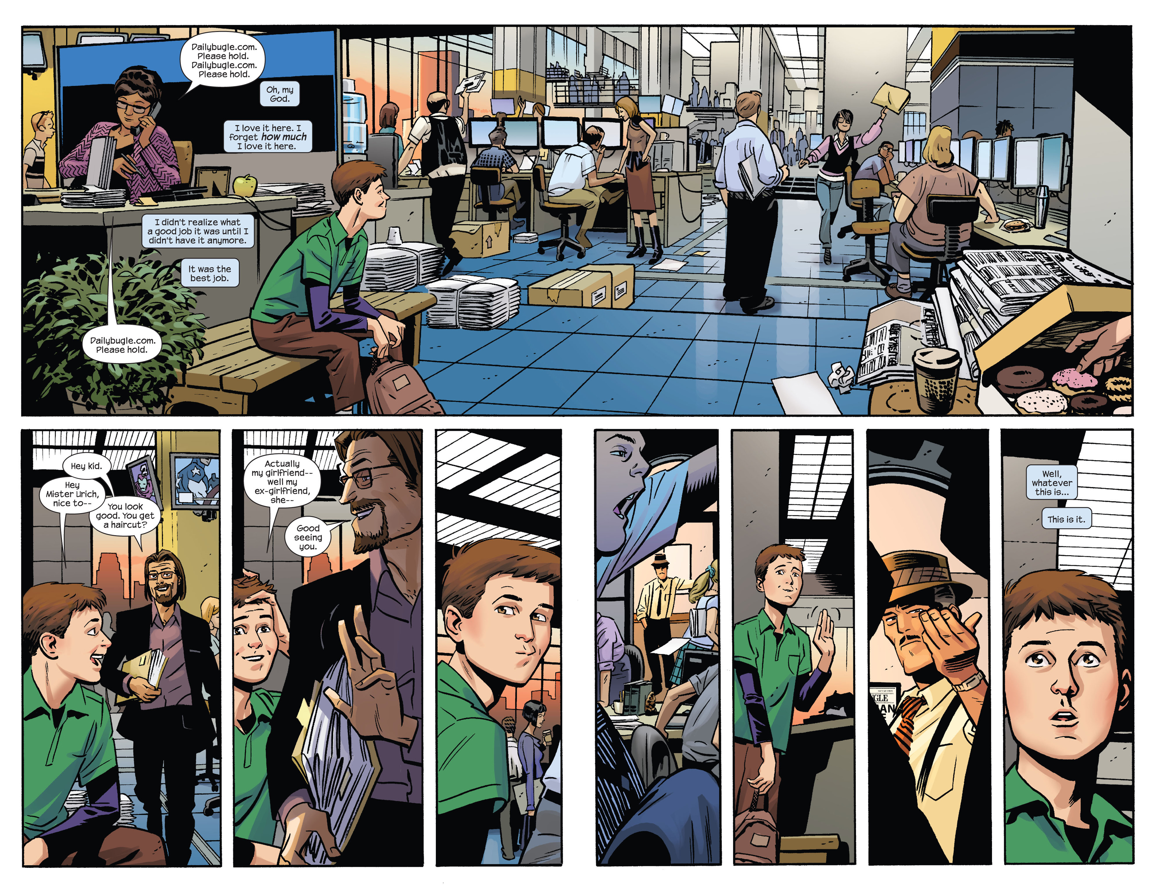 Read online Ultimate Spider-Man (2009) comic -  Issue #155 - 5
