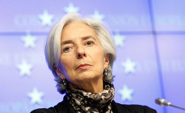 IMF chief Christine Lagarde convicted over payout