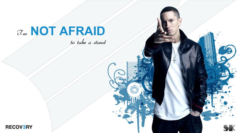 Not Afraid - Eminem: Testo (lyrics), traduzione e video