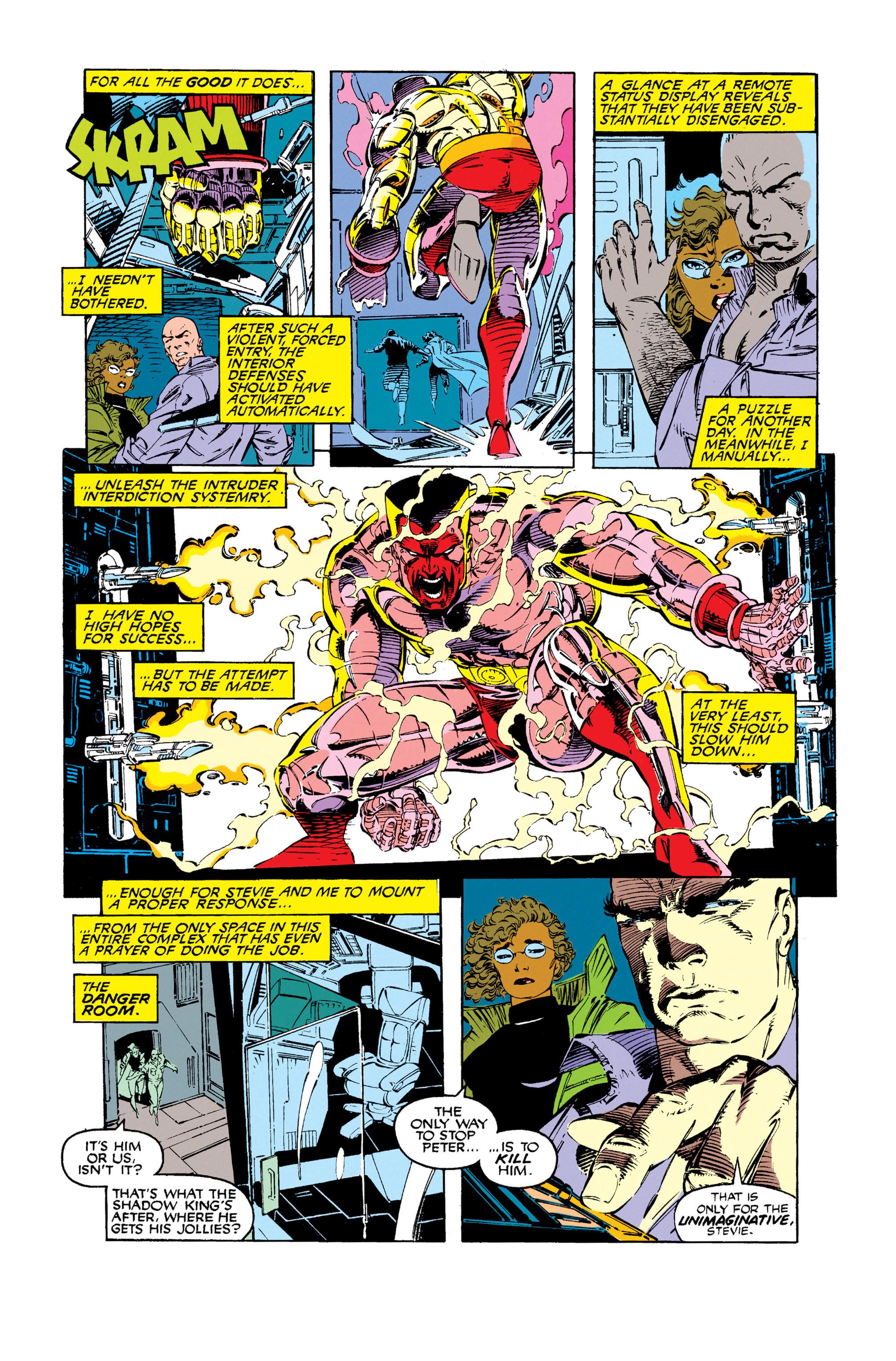 Read online Uncanny X-Men (1963) comic -  Issue #279 - 6
