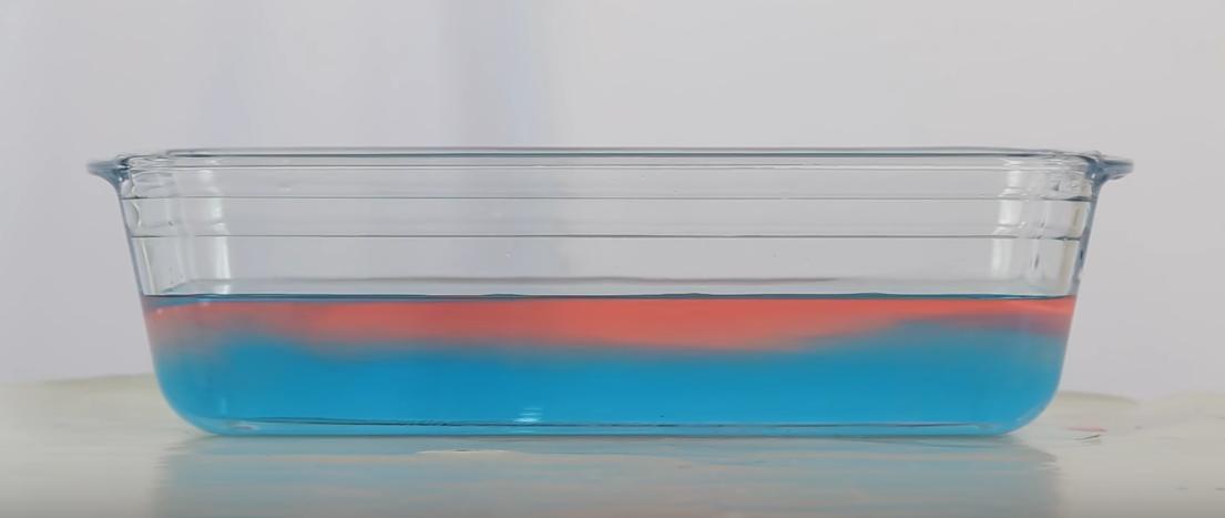 Experimentos caseros: Qué ocurre cuando mezclas agua caliente con ...
