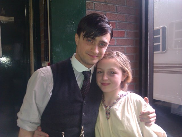 Danielradcliffe First Look Of Daniel In Sky Miniseries A Young