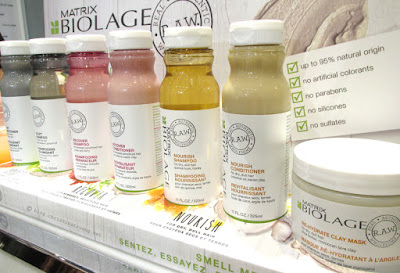 Matrix Biolage R.A.W Collection