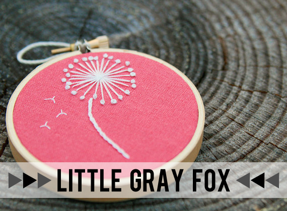 Little Gray Fox
