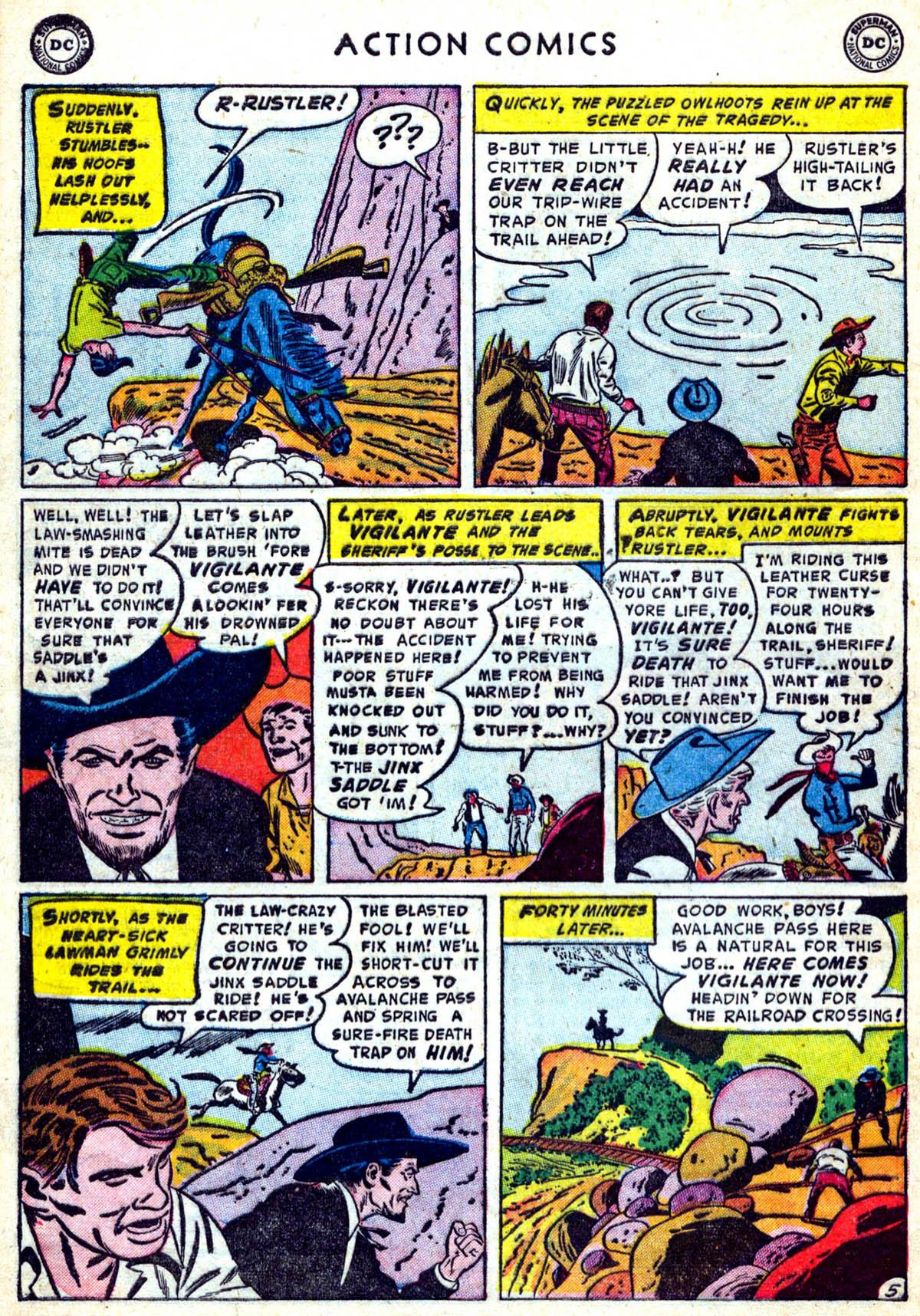Action Comics (1938) 183 Page 37