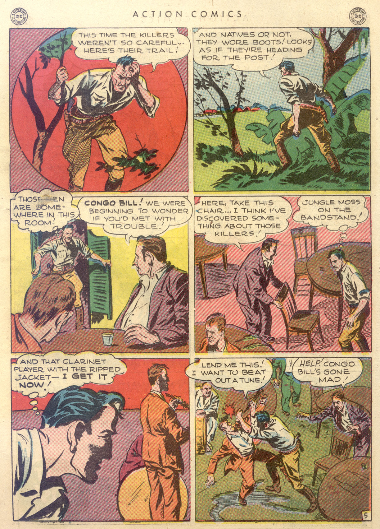 Read online Action Comics (1938) comic -  Issue #88 - 27