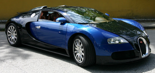 Amazing facts about super car