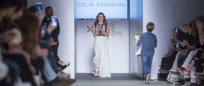 Celia Dragouni Athens Fashion Week 2017