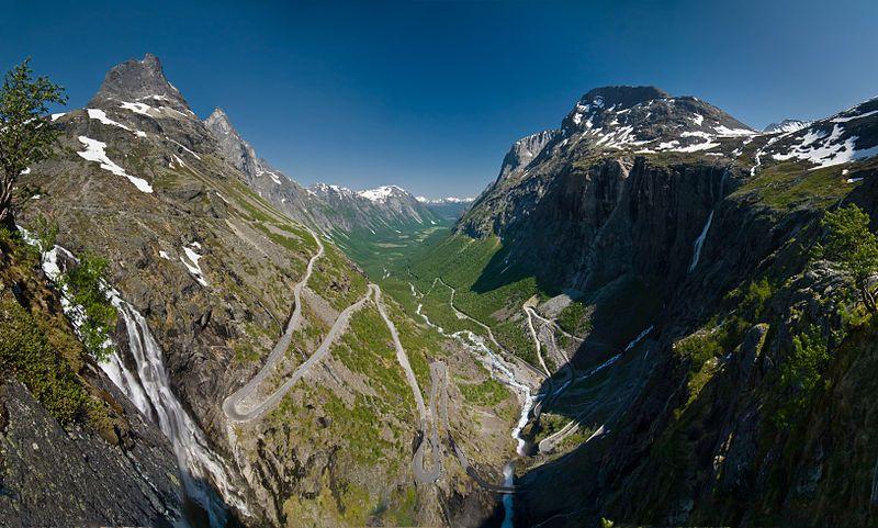 Trollstigen – Rauma | Noruega