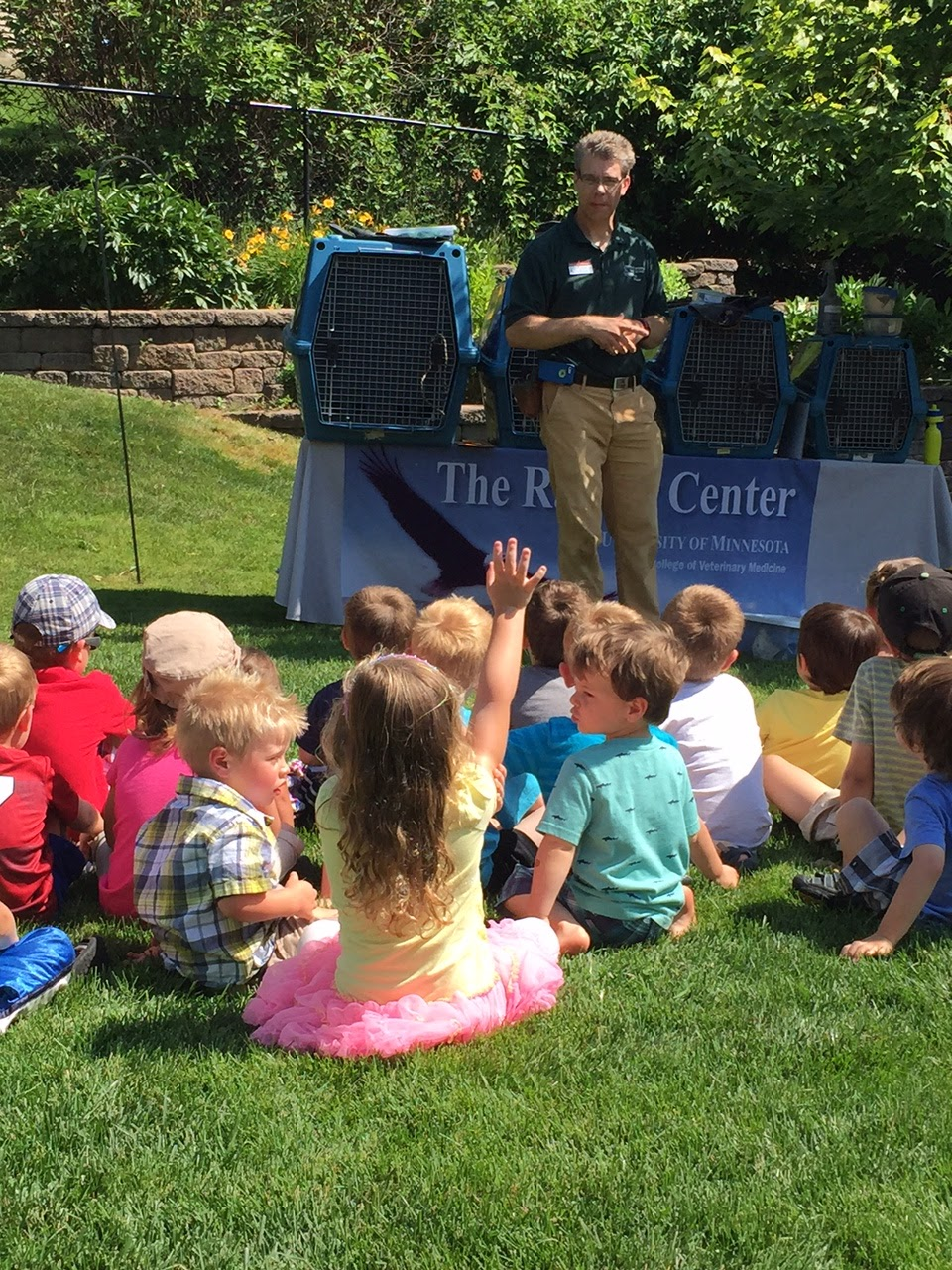 Eastman Nature Center Birthday Parties