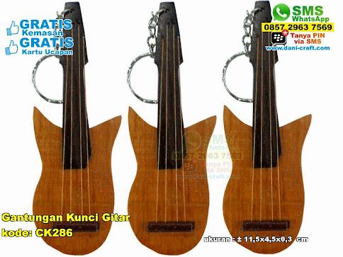 Gantungan Kunci Gitar 1771