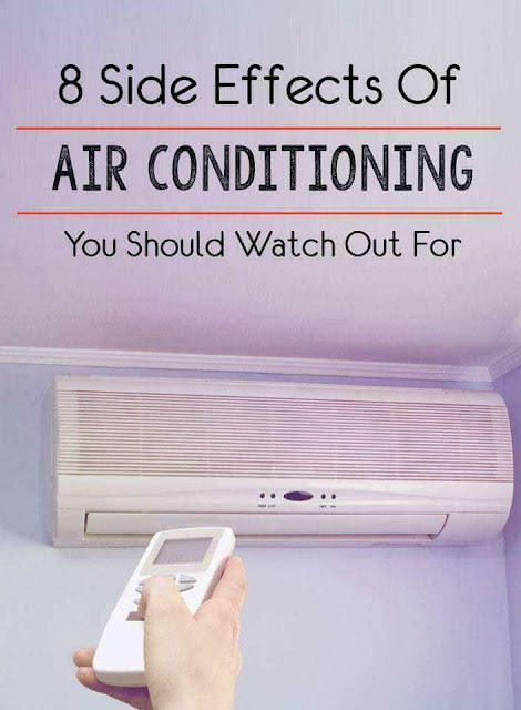 8 Side Effects Of Air Conditioning You Should Watch Out