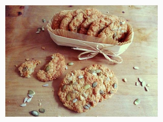 Recette cookies aux graines