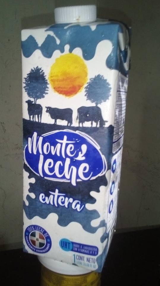 Aparece en el mercado lácteo nueva marca de leche