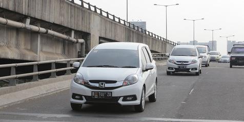 Bulan Juli, Penjualan Honda Mobilio Menurun