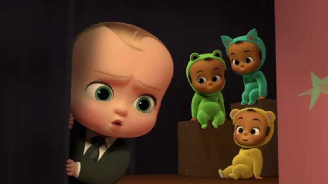 The Boss Baby Back In Business Season 1 Episode 05 Monster Machine Online For Free 1