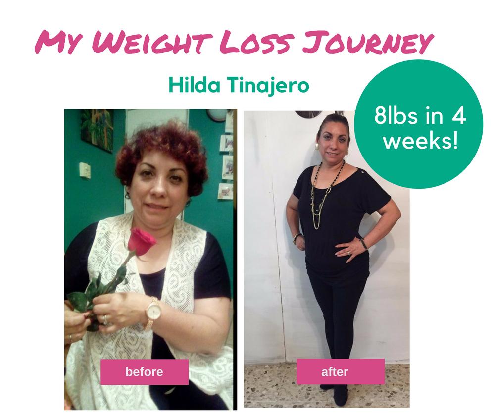 Tea Lovers Hilda Lost 8lbs In 4 Weeks Learn How