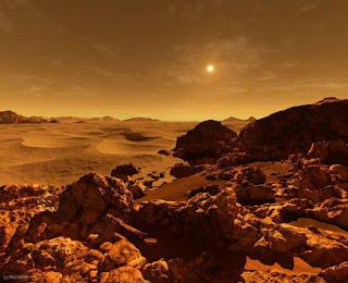 Marsın Güneşe Uzaklığı
