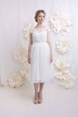 Robe de mariée Nelly Faith Cauvain