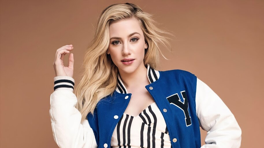 Lili Reinhart, Beautiful, Blonde, Girl, 4K, #6.897