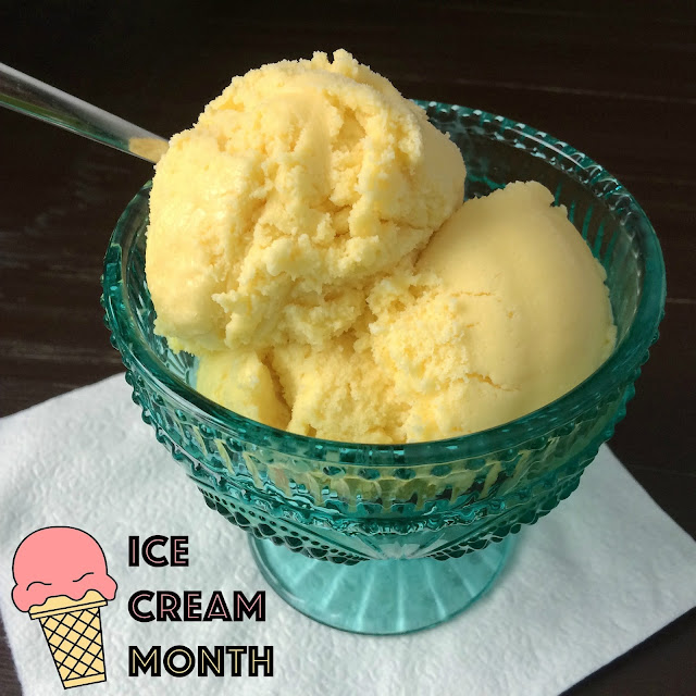 Homemade Ice Cream for #IceCreamMonth