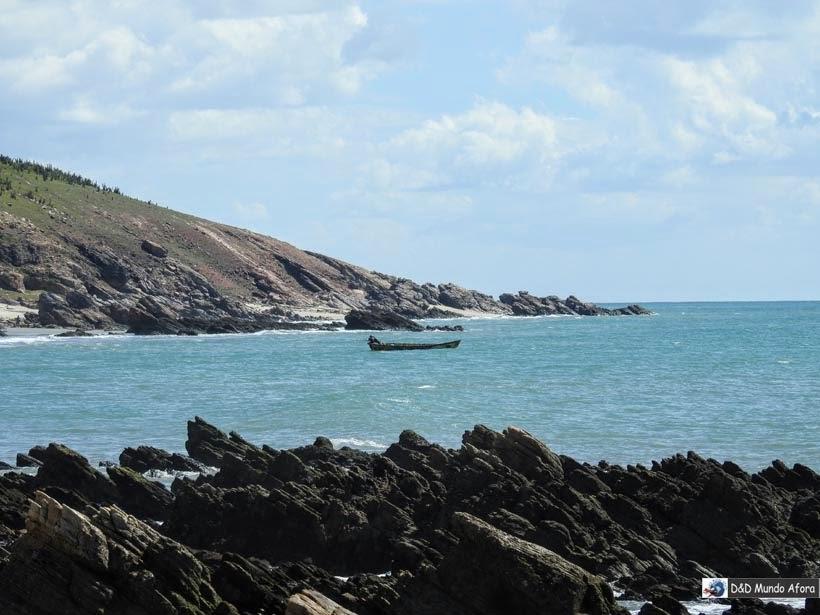 Caminho para Pedra Furada vindo da Praia da Malhada - Passeio de um dia em Jericoacoara - o que fazer e como chegar