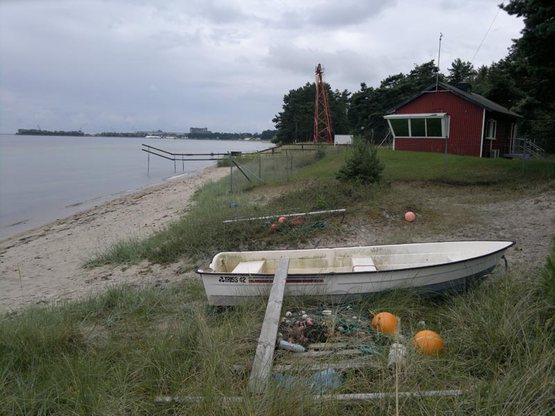 Simplicity On the Road - Living a free life: Åhus and Äspet