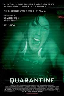 Quarantine 2008 Hindi Dual Audio BluRay | 720p | 480p