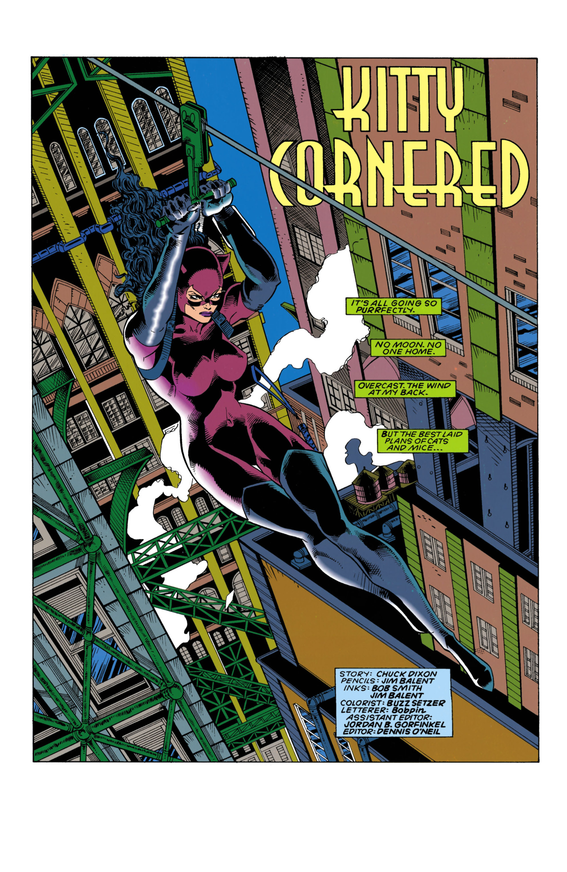 Catwoman (1993) Issue #15 #20 - English 2