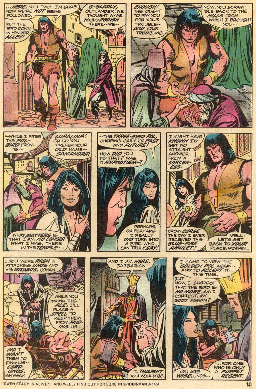 Conan the Barbarian (1970) Issue #51 #63 - English 7