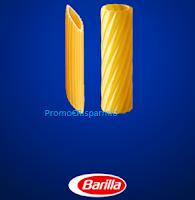 Logo Barilla: grande promozione '' Oggi pasta con...''
