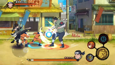 Naruto Mobile Fighter, Game Android Terbaik Sepanjang Masa? Download Sekarang