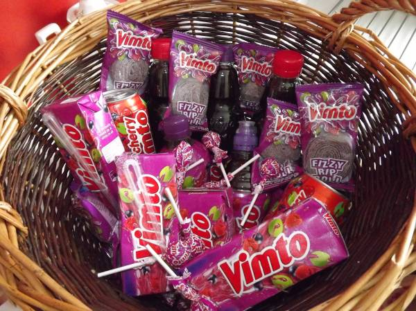 Look What I've Won: A Vimto Hamper Full Of Goodies