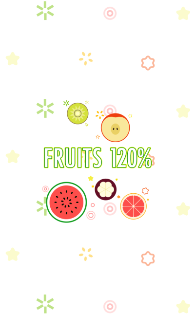 Fruits 120%