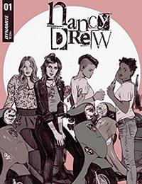 Nancy Drew (2018)