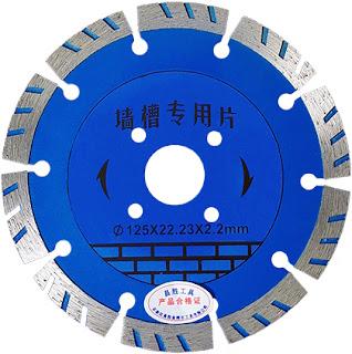 Brick cut blade manufacturer