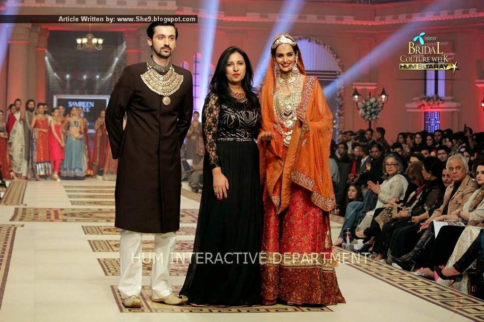 Samreen Vance Bridal Jewellery at TBCW-2014