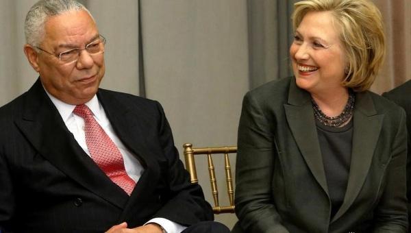 Ex secretario de Estado de Bush, anuncia que votará por Clinton