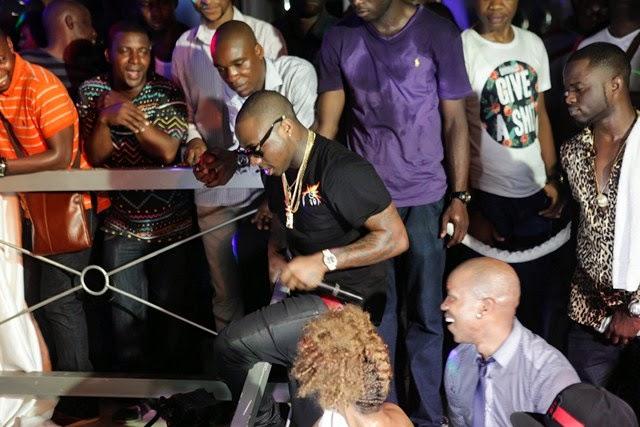 12 Pics: Davido, Mafikizolo, Kcee,Sound Sultan @Tchelete video launch