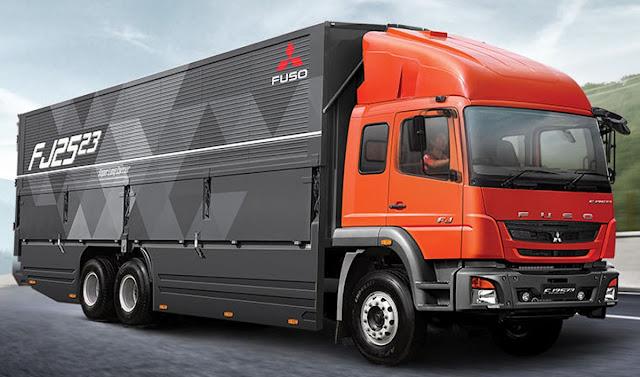 promo harga fuso - bak - box - tangki - dump truck - mixer - 2018